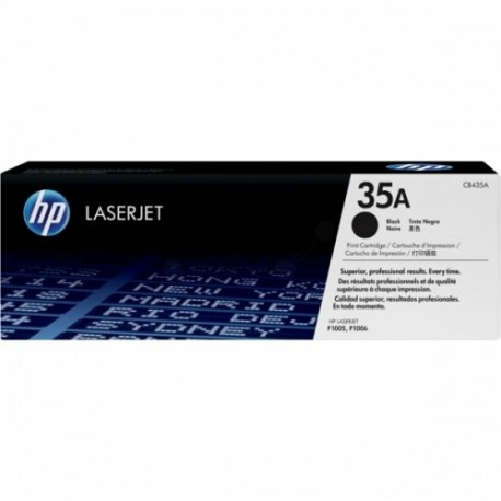 HP kassett No.35A Must (CB435A)