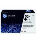 HP kassett No.05A Must (CE505A)