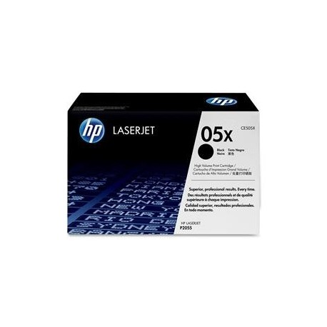 HP kassett Must No.05X (CE505X)