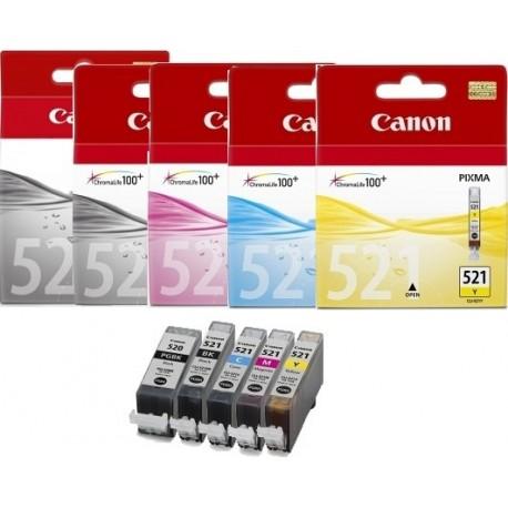 Canon Ink CLI-521 Kollane (2936B001)