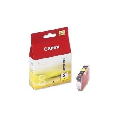 Canon Ink CLI-8 Kollane (0623B001)