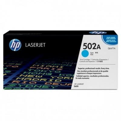 HP kassett No.502A Sinine (Q6471A) EOL