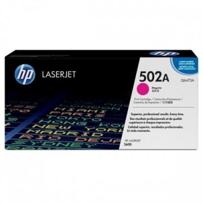 HP kassett No.502A Roosa (Q6473A) EOL