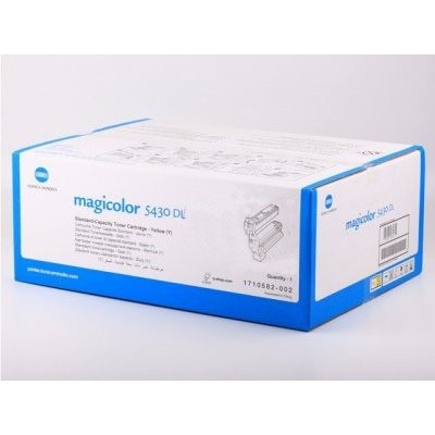Konica-Minolta kassett MC5430 Must 6k (1710582-001) (4539432)