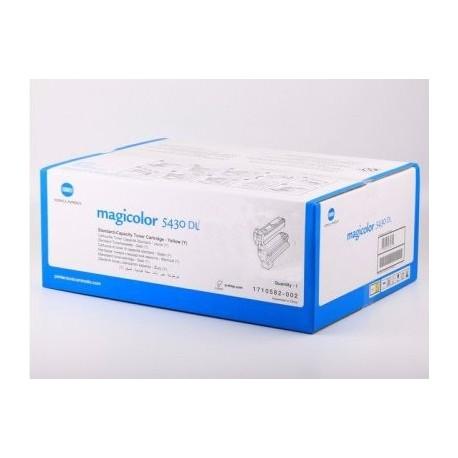 Konica-Minolta kassett MC5430 Kollane 6k (1710582-002) (4539132)