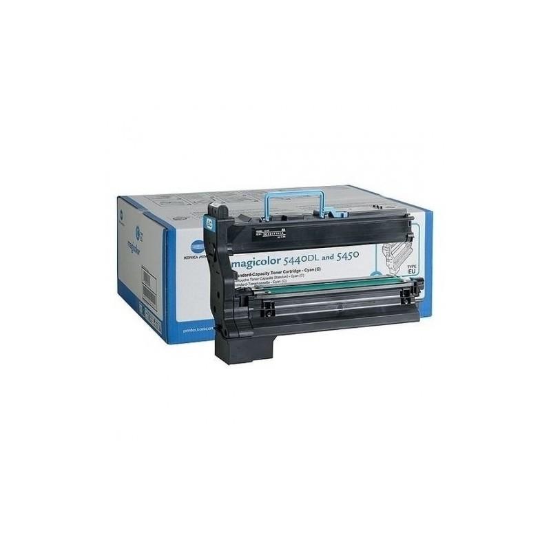 Konica-Minolta kassett MC5440 Sinine 6k (1710604-004) (4539334)