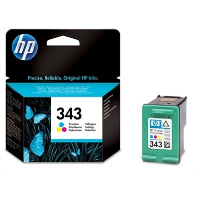 HP Ink No.343 Color (C8766EE)