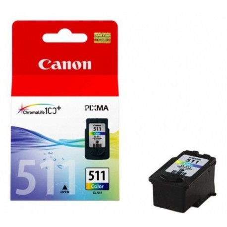 Canon Ink CL-511 Color (2972B001)