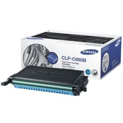 HP kassett Sinine CLP-C660B/ELS (ST885A)