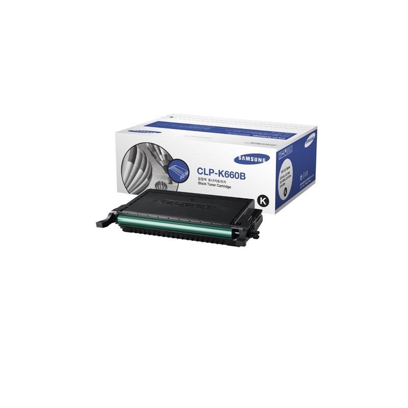 HP kassett Must CLP-K660B/ELS (ST906A)