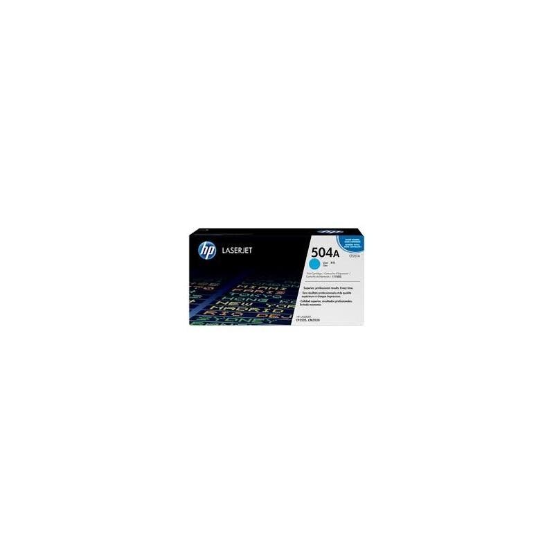 HP kassett No.504A Sinine (CE251A)
