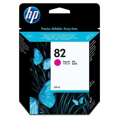 HP Ink No.82 Roosa (C4912A)