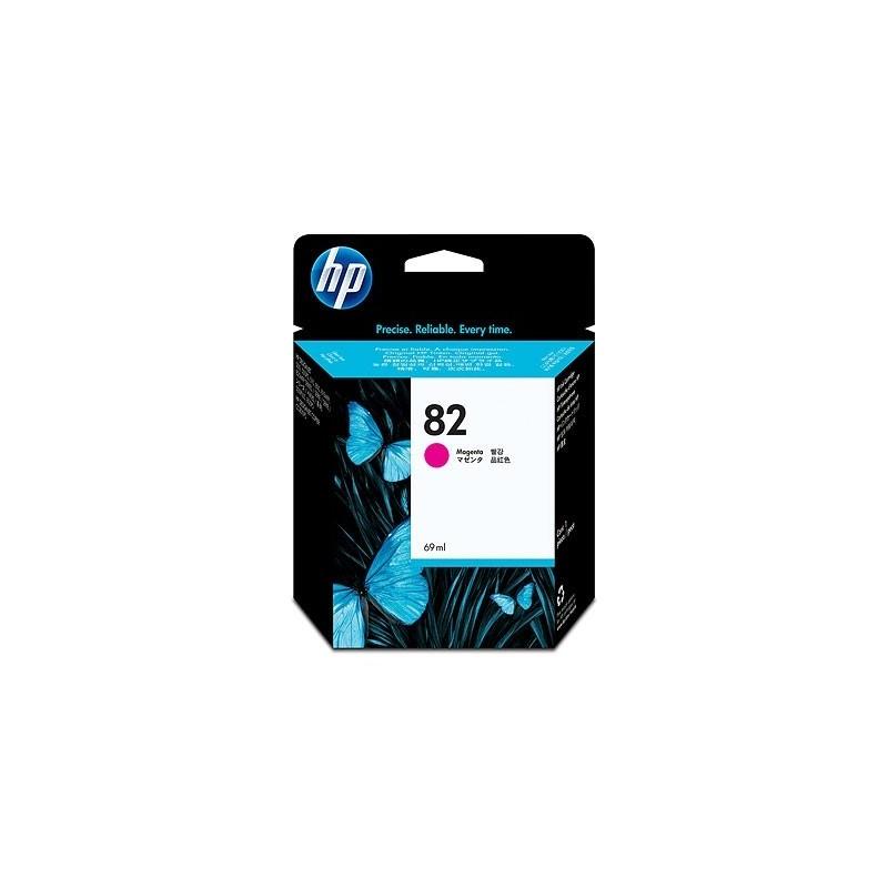 HP Ink No.82 Roosa (C4912A)