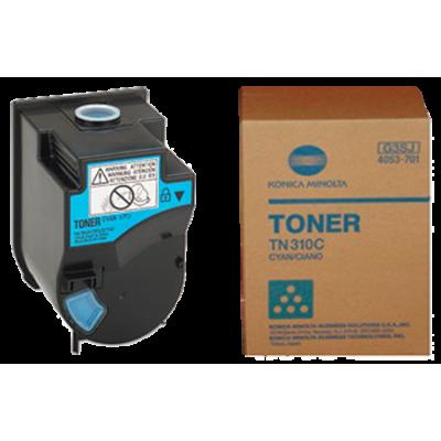 Konica-Minolta tooner TN-310 Sinine (4053703)