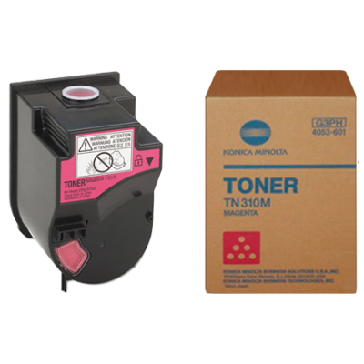 Konica-Minolta tooner TN-310 Roosa (4053603)