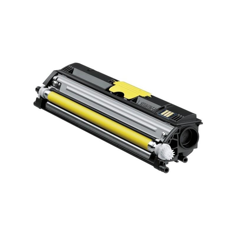 Konica-Minolta kassett MC1650 Kollane 1,5k