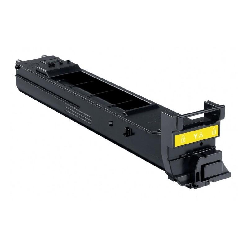 Konica-Minolta kassett MC4690 Kollane 8k (A0DK252)