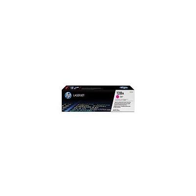 HP kassett No.128A Roosa (CE323A)