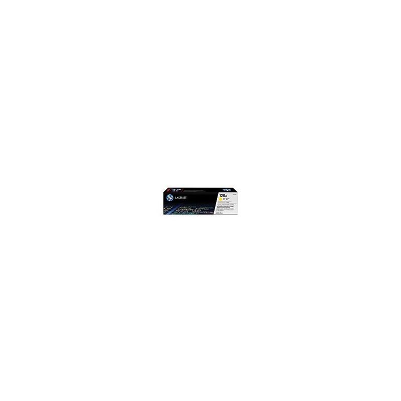 HP kassett No.128A Kollane (CE322A)