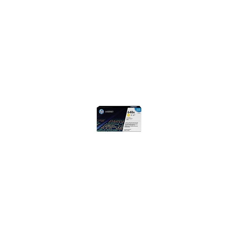 HP kassett No.648A Kollane (CE262A)