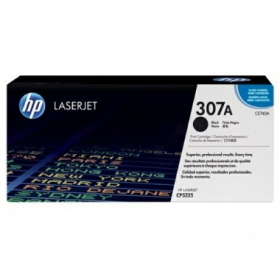 HP kassett No.307A Must (CE740A)