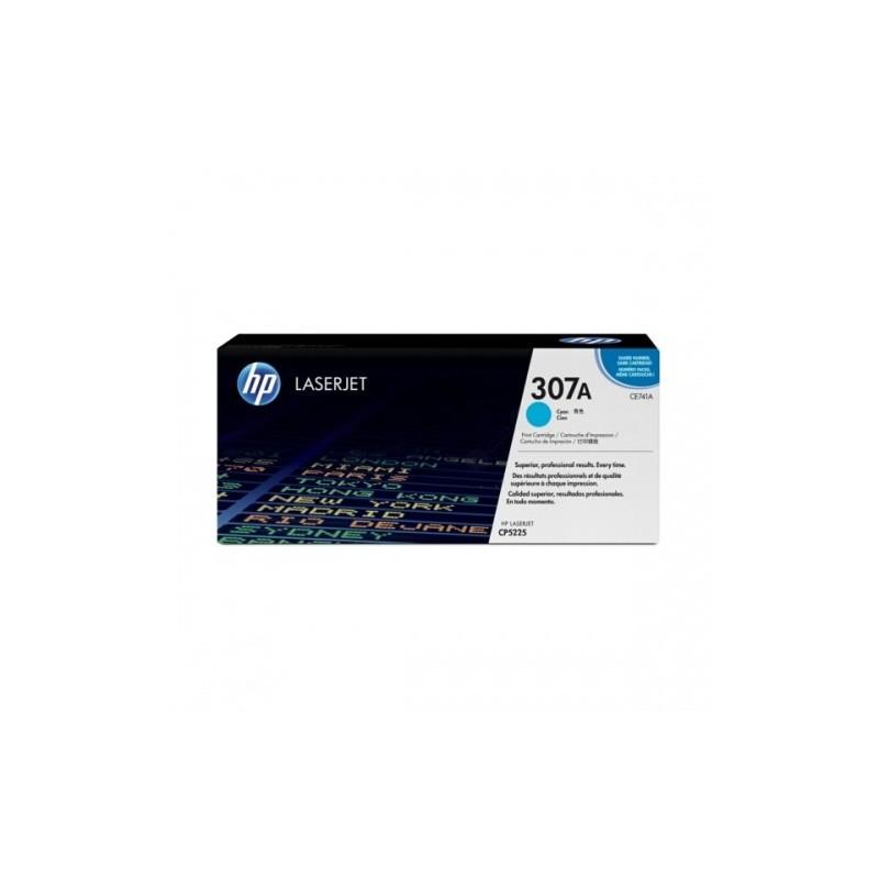 HP kassett No.307A Sinine (CE741A)