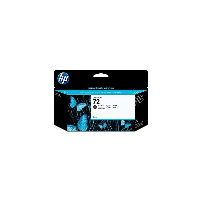 HP Ink No.72 Matte-Must (C9403A)