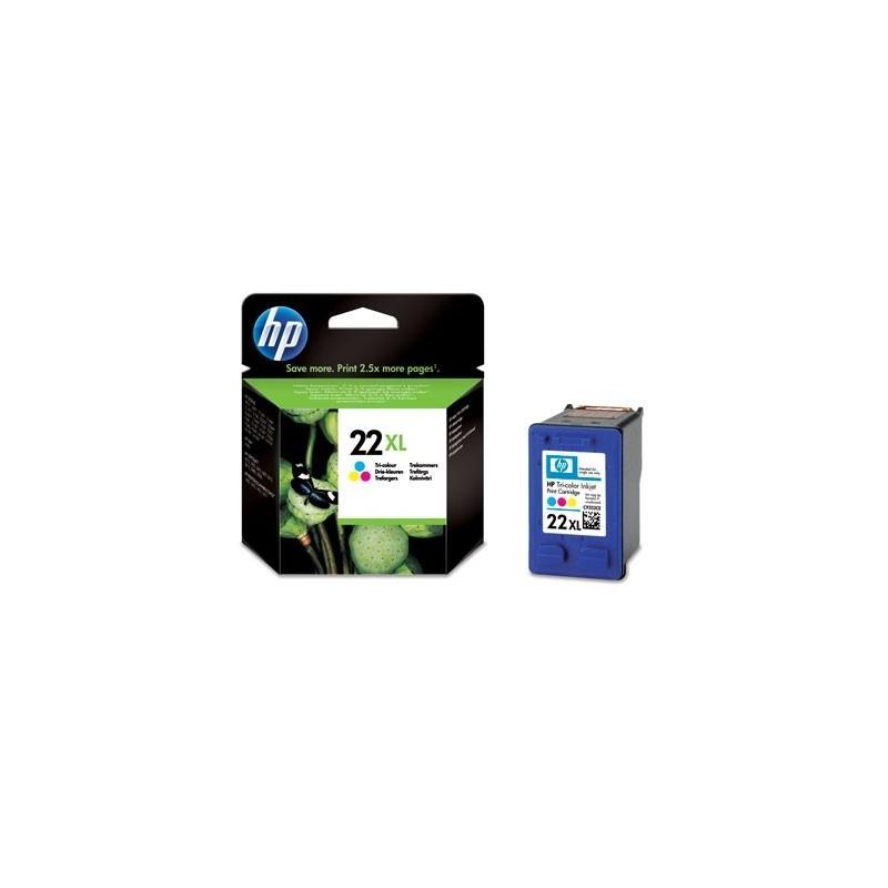HP Ink No.22 XL Tri-Color (C9352CE)