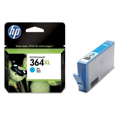 HP Ink No.364 XL Sinine (CB323EE)