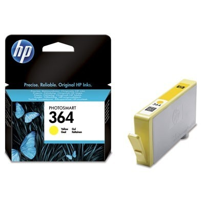 HP Ink No.364 XL Kollane (CB325EE)
