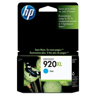 HP Ink No.920 XL Sinine (CD972AE)