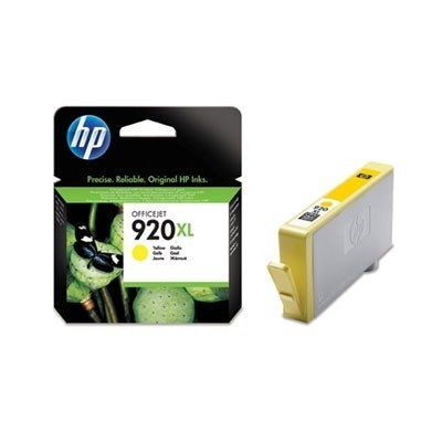 HP Ink No.920 XL Kollane (CD974AE)