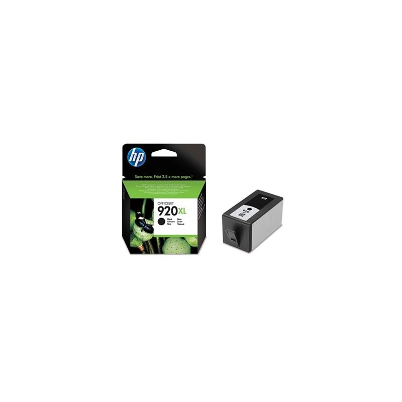 HP Ink No.920 XL Must (CD975AE)