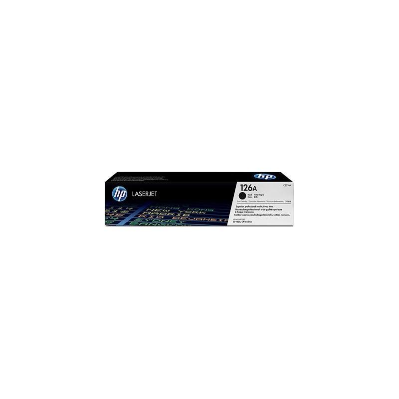 HP kassett No.126A Must (CE310A)