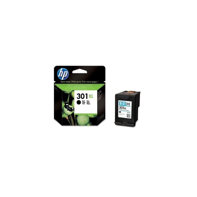 HP Ink No.301 XL Must (CH563EE)