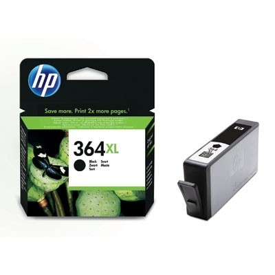 HP Ink No.364 XL Must (CN684EE) (alt : CB321EE)