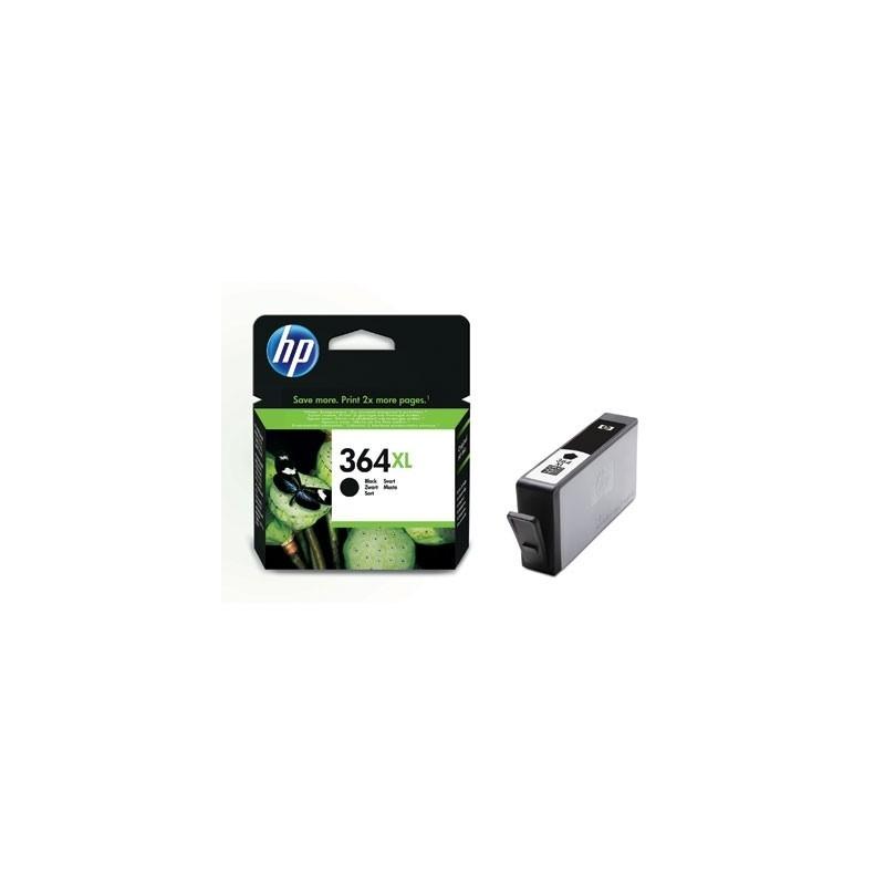 HP Ink No.364 XL Must (CN684EE) (alt : CB321EE)