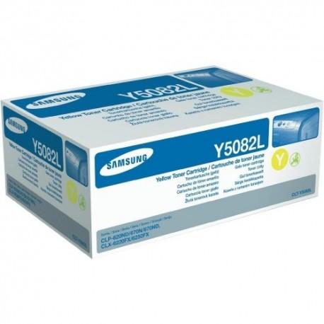 Samsung kassett Kollane CLT-Y5082L/ELS (SU532A)