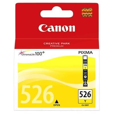 Canon Ink CLI-526 Kollane (4543B001)