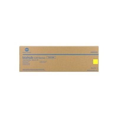 Konica-Minolta tooner TN-318 Kollane (A0DK253)