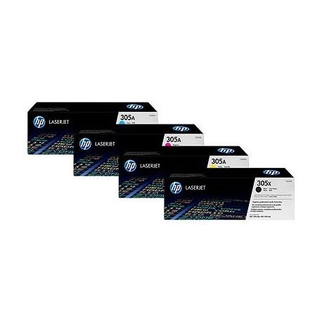 HP kassett No.305A Sinine (CE411A)