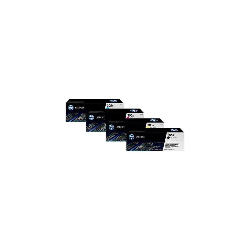 HP kassett No.305A Roosa (CE413A)