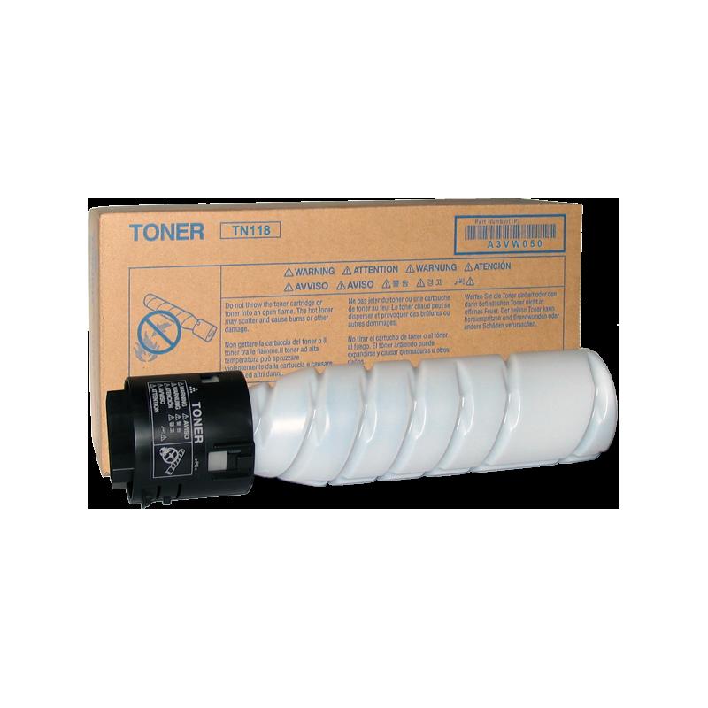Konica-Minolta tooner TN-118 (A3VW050) 2pcs