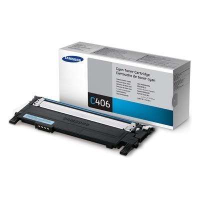 Samsung kassett Sinine CLT-C406S/ELS (ST984A)