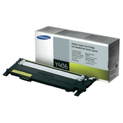 Samsung kassett Kollane CLT-Y406S/ELS (SU462A)
