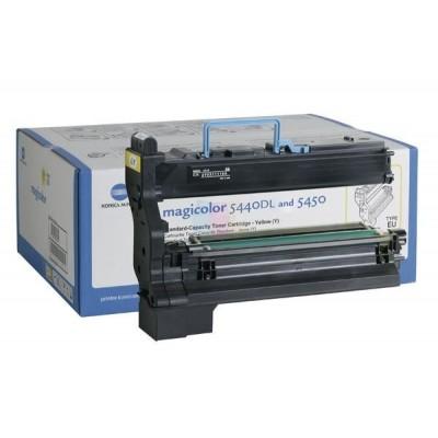 Konica-Minolta kassett MC5440 Kollane 12k (1710604-006) (4539133)