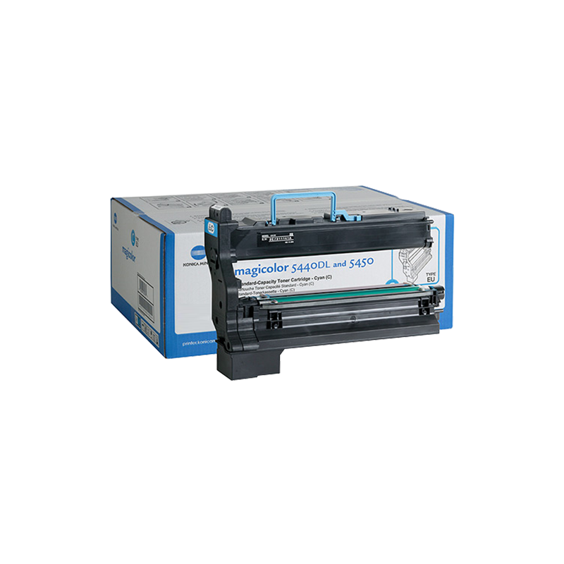 Konica-Minolta kassett MC5440 Sinine 12k (1710604-008) (4539333)