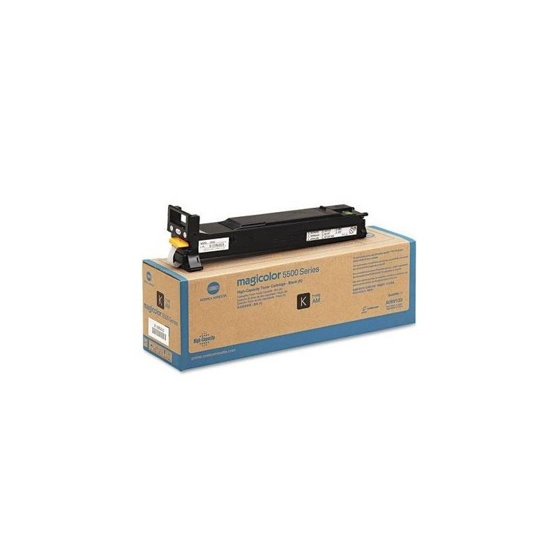 Konica-Minolta kassett MC5550 Must 12k HC (A06V153)