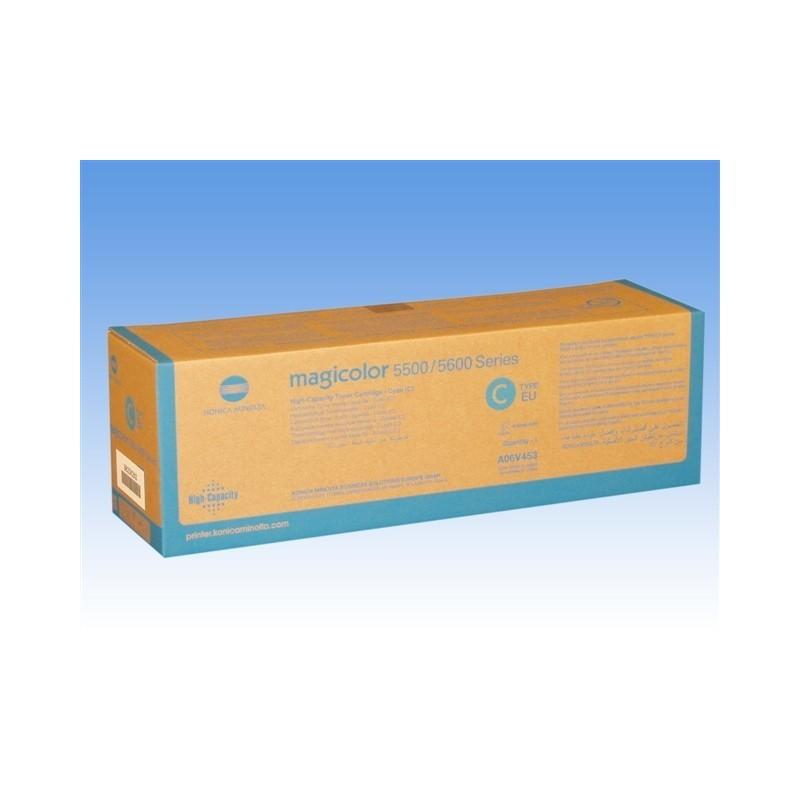 Konica-Minolta kassett MC5550 Sinine 12k HC (A06V453)