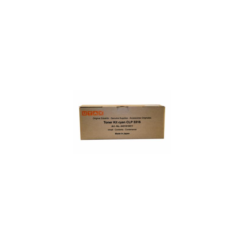 Utax tooner CLP 3316 Sinine (4431610011)